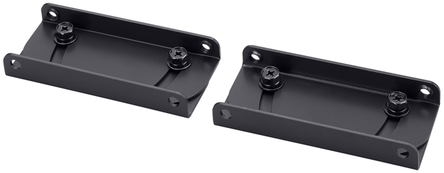 Toa Electronics HY-WM1B - Wall/Ceiling Mount Bracket for HX-5 Series (Black)