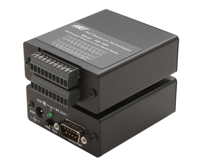 Hall Research HR-16P 16-Channel Programmable Serial Device