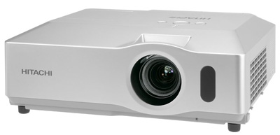 Hitachi CP-X206 2200lm XGA Projector - Over 2500 Hours on Lamp