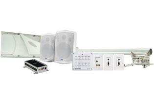 Crestron IC-300-WSP-P_PAK High Performance Classroom AV System Package