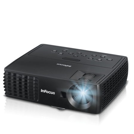 InFocus IN1112a Portable Projector