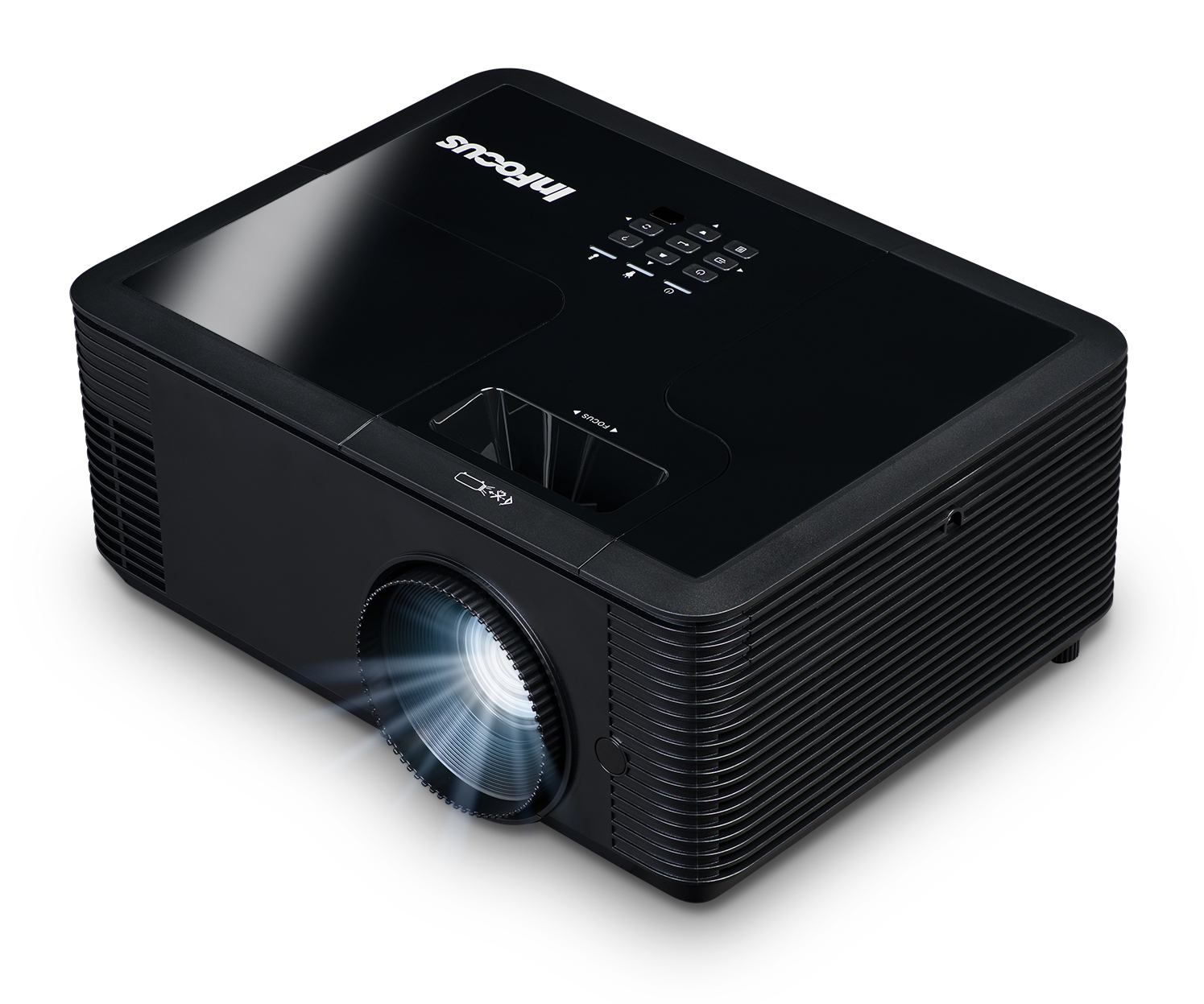 InFocus IN138HD 4000lm WXGA DLP Projector