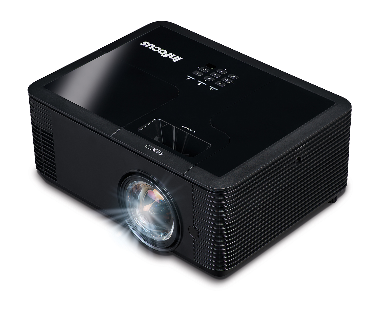 InFocus IN138HDST 4000lm WXGA Short-Throw DLP Projector