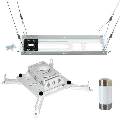 Chief KITPS006W Universal Ceiling Projector Mount Kit