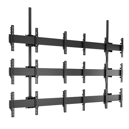 Chief LCM3X3U FUSION Micro-Adjustable 3 X 3 Video Wall Solutions