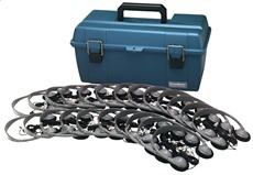 Hamilton LCP/30/MS2L Lab Pack 30 MS2L Personal Headphones in Carry Case