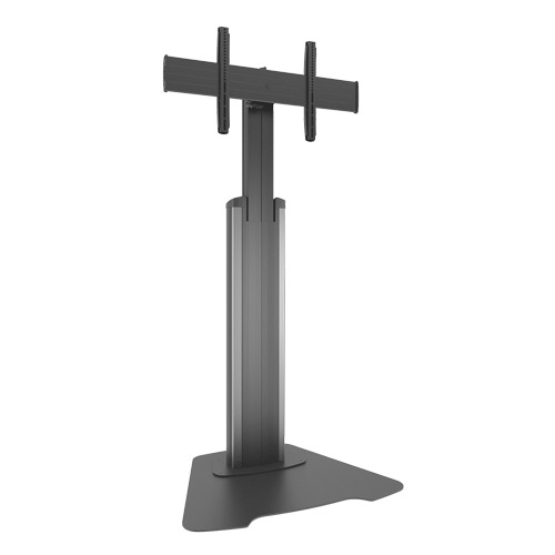 Chief LFAUS Large FUSION Manual Height Adjustable Floor Stand - Silver