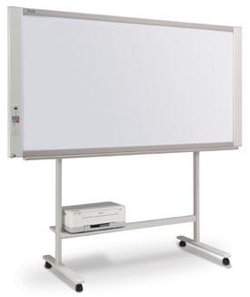 PLUS M-17W Standard Electronic Copyboard, 70x35 in Writing Area