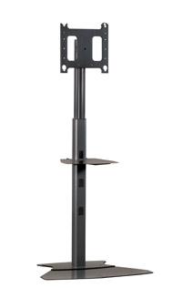 Chief MF1UB Universal Flat Panel Floor Stand (30-55in. Displays)