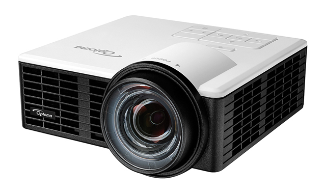 Optoma ML750ST 700lm WXGA Short Throw LED Projector
