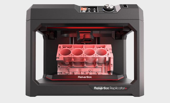 Makerbot MP07825 Replicator+ 3D Printer