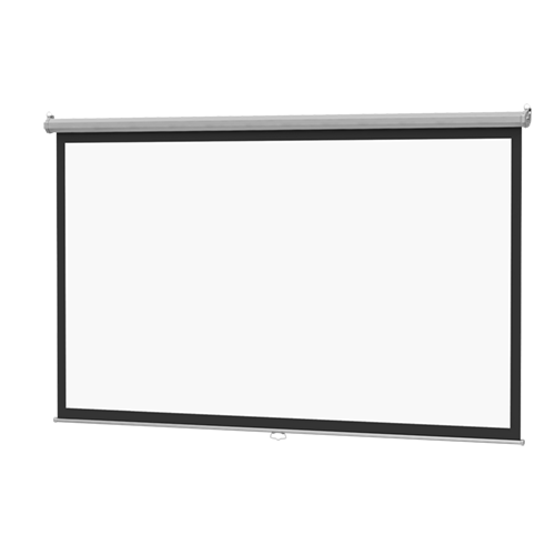 Da-Lite 78670 52x92in. Model B Screen, Matte White (16:9)