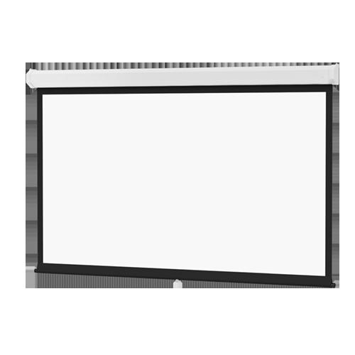 Da-Lite 20907 Model C 123in. Manual Projection Screen - 16:10