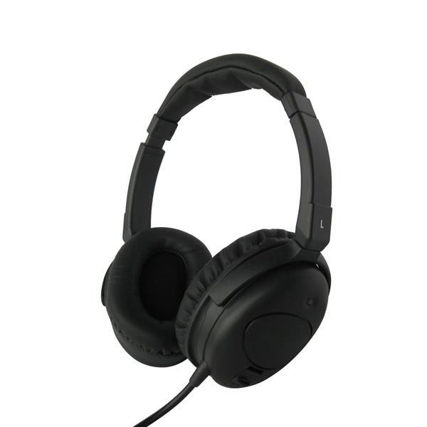 Hamilton NC-HBC Noise Cancelling Headphone with Case
