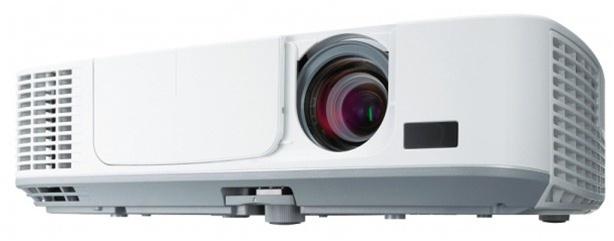 NEC NP-M311W 3100 Lumens WXGA LCD Portable Projector