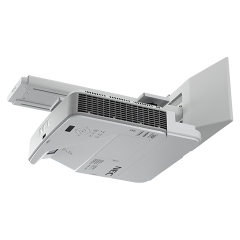 NEC NP-U321Hi-WK 3200lm Full HD Interactive Short Throw Projector w/ Mount