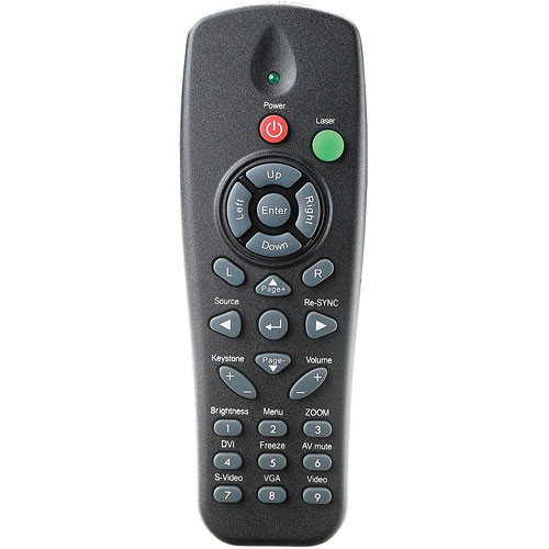 Optoma BR-5016L Replacement Remote Control
