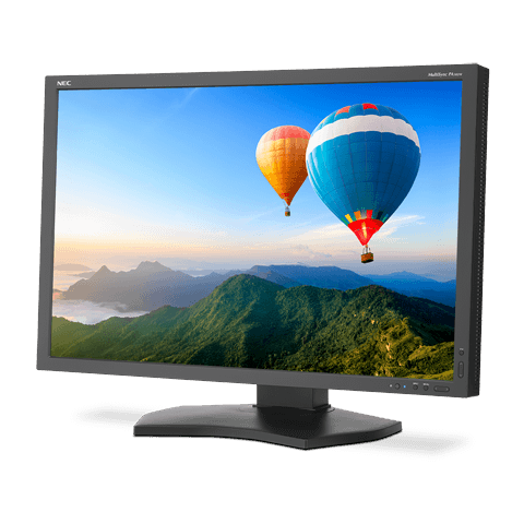 NEC PA302W-BK 30in GB-R LED Backlit Widescreen LCD Monitor