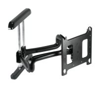 Chief PDRUB Large Flat Panel Swing Arm Wall Display Mount - 37in. Extension