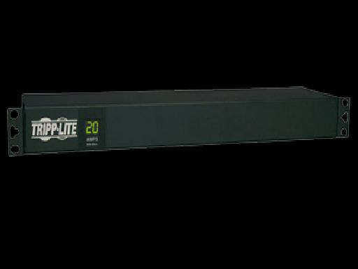 Tripp-Lite PDUMH20 Single-Phase Metered PDU, Digital Current Monitor Display