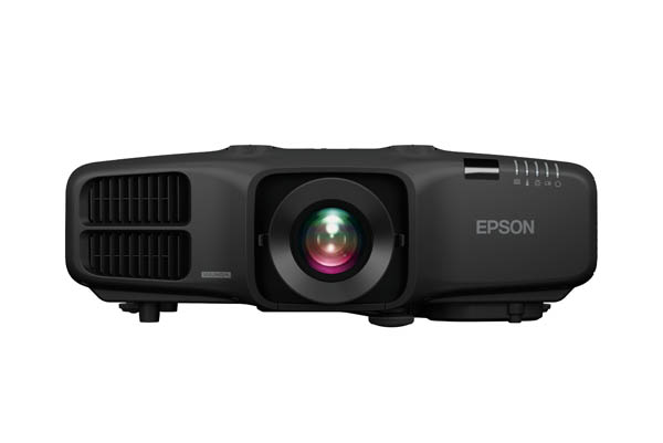 EPSON PowerLite 5535U 5500lm WUXGA Wireless Installation Projector - Black