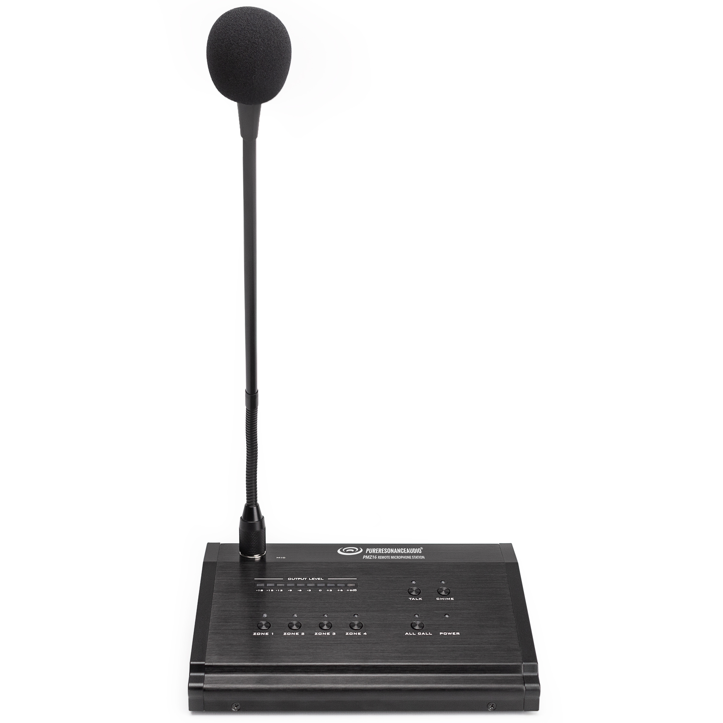 Pure Resonance PMZ16 Remote Paging Mic Station