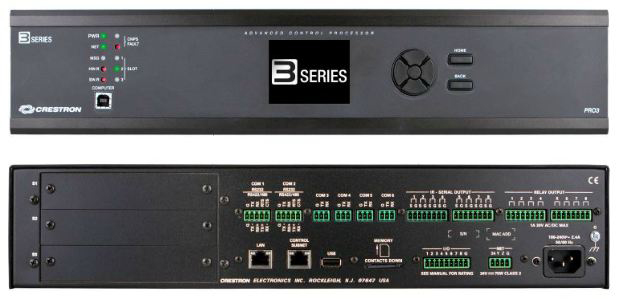 Crestron 3-Series Control System