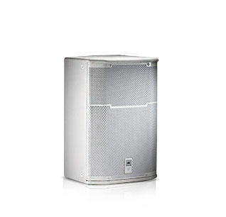 JBL PRX415M-WH 15-in 2-way White Utility/Stage Monitor Loudspeaker System