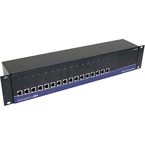 SmartAVI RK-DVX-TX4S DVI-D CAT6 STP Transmitter, 4 Card Package