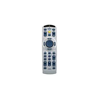 NEC RMT-PJ17 Replacement Remote Control for WT610/WT610E Projectors