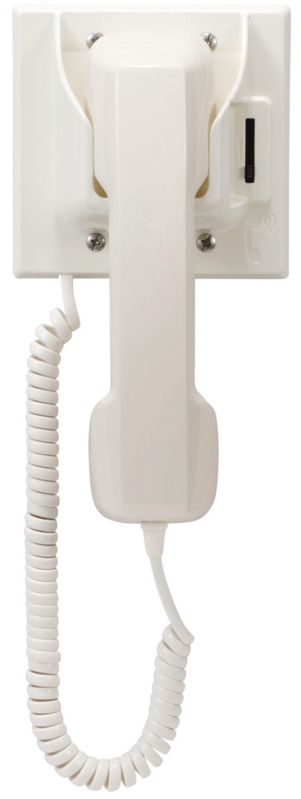 TOA RS-141 Indoor IP Intercom Handset for RS-140 Switch Panel