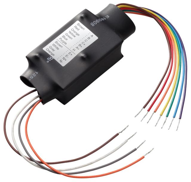 TOA RS-142 IP Intercom Switch Board