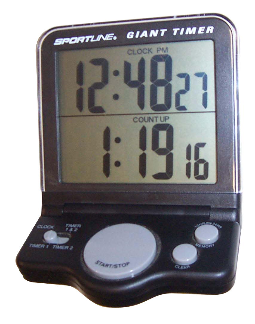Amplivox S1320 Clock Timer with Large Electronic Display