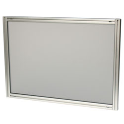Screen Solutions Intrigue Series 60in. Rear Projection Screen (4:3)