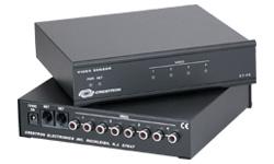 Crestron STI-VS 4-Channel Video Signal Sensor Module