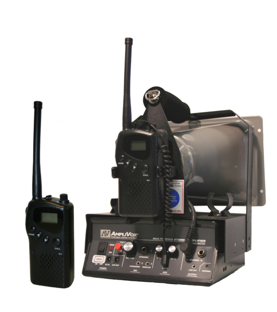 AmpliVox SW6210 Radio Hailer Emergency Communication System