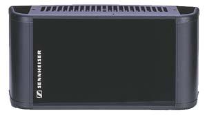 Sennheiser SZI1015T-W/NT Modulator/Emitter Master System, 2.3 MHz, White