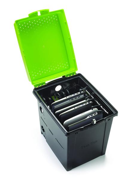 Copernicus TEC600C Tech Tub Premium: Holds 6 Chromebooks