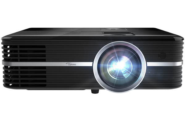 Optoma UHD51a 2400lm 4K DLP Home Theater Projector w/ Alexa Integration
