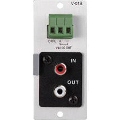 TOA Electronics V-01S Remote Master Volume Control VCA Module