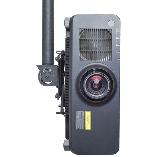 Chief VPAU-B Universal Vertical/Portrait Projector Ceiling Mount (Black)