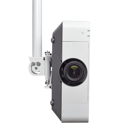 Chief VPAU-W Universal Vertical/Portrait Projector Ceiling Mount (White)