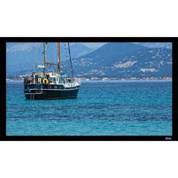 Vutec 01-EZ046-062BW 78in. Vu-Easy Series Fixed Frame 4:3 Projector Screen