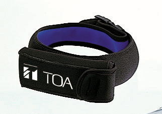 TOA WH-4000P Waist Pouch for Wireless Microphone Unit