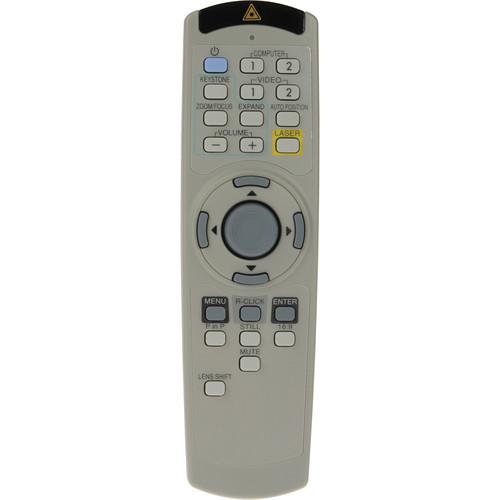 Mitsubishi XL5950REM Projector Remote Control for XL5950LU and XL5950U