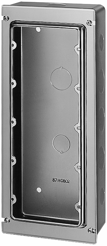TOA YC-241 Flush-mount Back Box for N-8031MS Hands-free Master Station