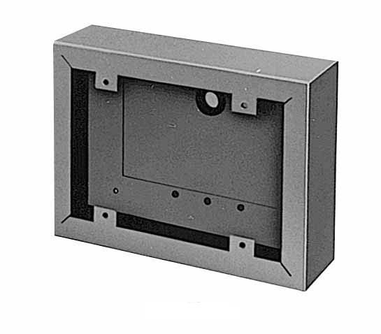 TOA YS-13A Surface-mount Back Box for N-8050DS & N-8540DS