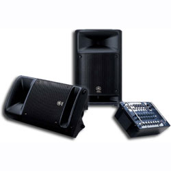 Yamaha STAGEPAS 500-CA Portable PA System