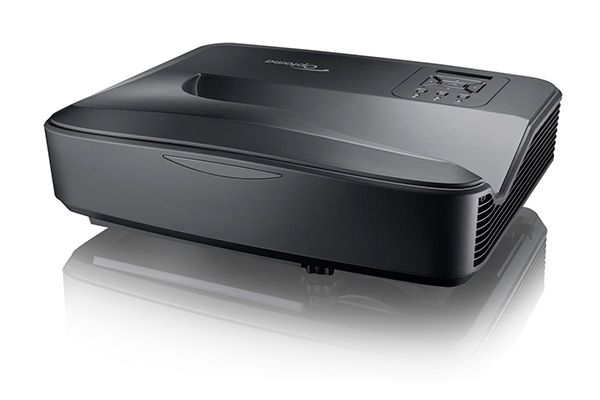Optoma ZH420UST-B 4000lm Full HD Ultra-Short Throw DLP/Laser Projector, Black