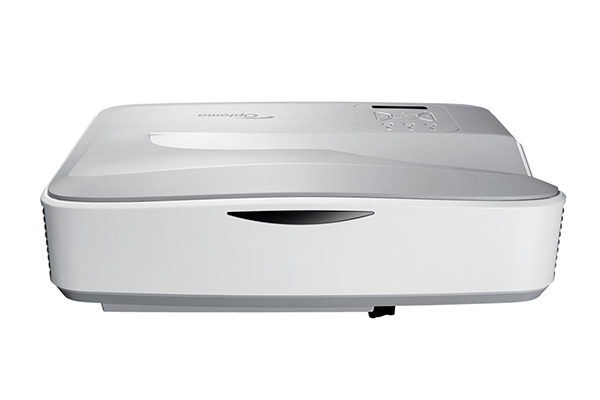 Optoma ZH420UST-W 4000lm Full HD Ultra-Short Throw DLP/Laser Projector, White